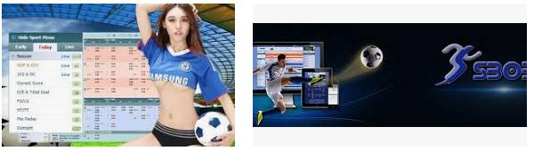 Akses judi bola sbobet melalui aplikasi