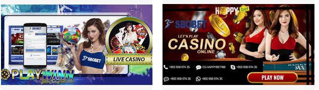 Bermain casino di sbobet sangat menyenangkan